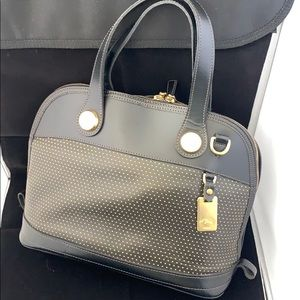 Dooney and Bourke vintage all leather handbag
